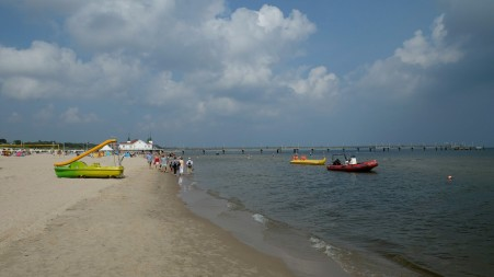 Strand in Ahlbeck
