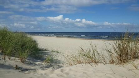 Strand von Trassenheide