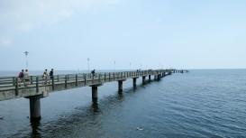 Seebrücke in Ahlbeck