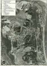 Britische Luftaufnahme der Heeresversuchsanstalt Peenemünde vom April 1943 (public domain)