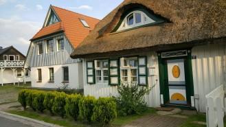 Kate und Ferienhaus in Prerow