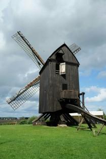 Bockwindmühle zu Pudagla