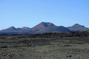Ausblick Richtung Pico Partido