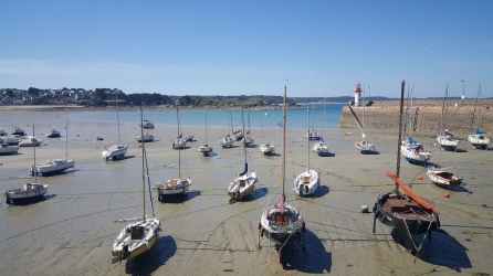 Alter Hafen von Erquy