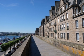 Stadtmauer von Intra Muros (Saint-Malo)