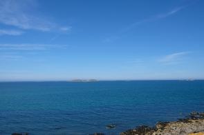 Insel bei Saint-Malo