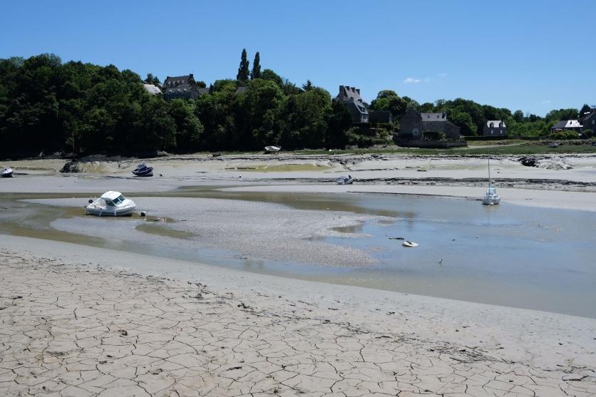 Arguenon (Fluss) bei Le Guildo