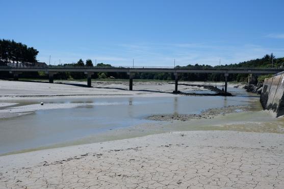 Brücke über den Arguenon be Le Guildo
