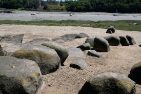 Klingende Steine bei Le Guildo