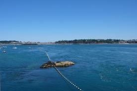 Mündung der Rance (Fluss)