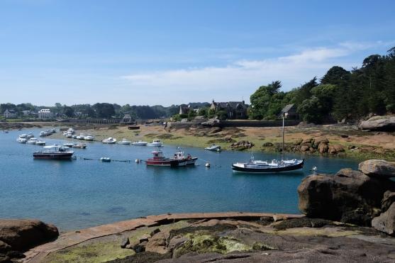 Le Port de Ploumanac'h