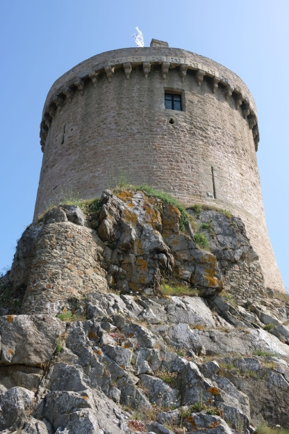 Fort La Latte - Bergfried