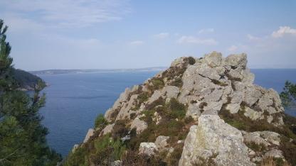 Cap de la Chèvre - La Grande Roche