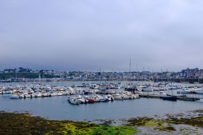 Am Hafen von Camaret-sur-Mer