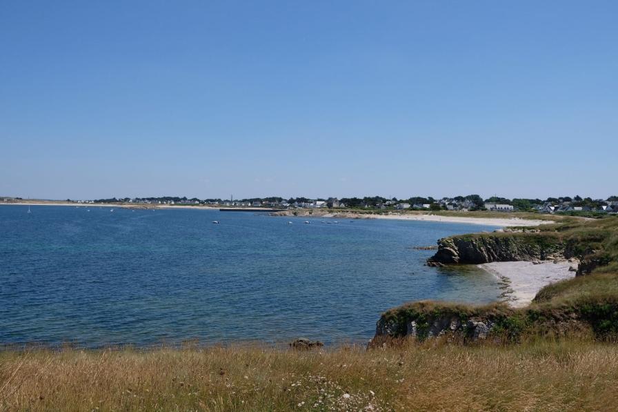 Côte Sauvage, Portivy
