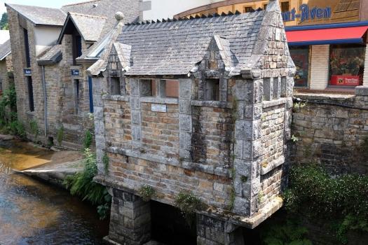 Pont-Aven (Toilette)
