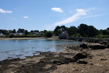 Anse et Moulin de Pen Castel