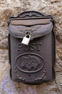 Briefkasten in Valldemossa