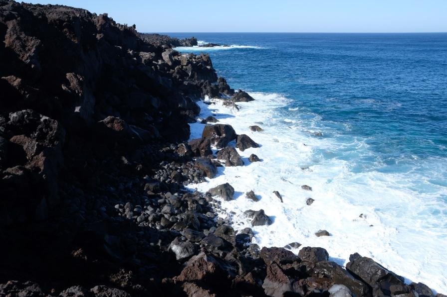 Küste bei Tenesar