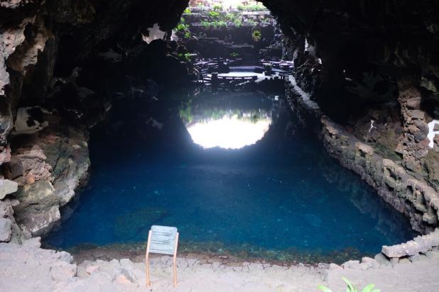 See in den Jameos del Agua