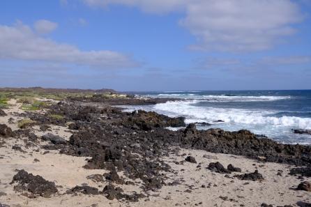 Küste bei den Jameos del Agua