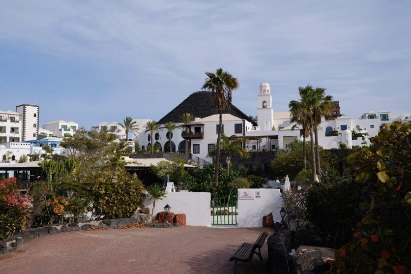 Hotel Volcán Lanzarote in Play Blanca