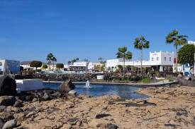 Marina Rubicón in Playa Blanca