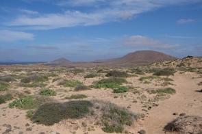 Westküste von La Graciosa
