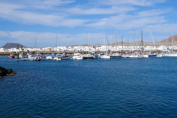 Marina von Caleta del Sebo