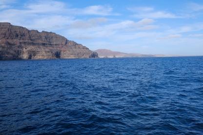 Punta Fariones bei Orzola