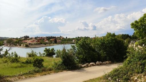Ausblick vom Ferienhaus in Krusevo / Ribnica