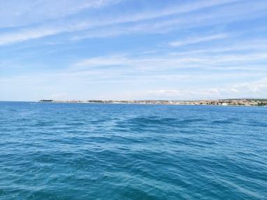 Küste bei Zadar