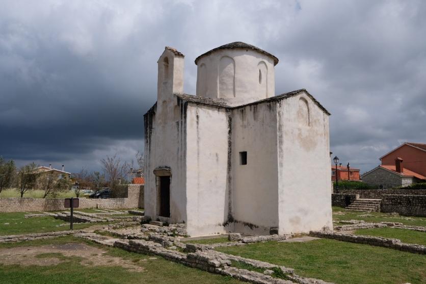 Sv Križ (Nin) - kleinste Kathedrale der Welt