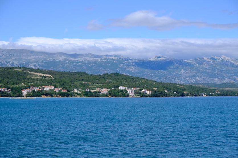 Ausblick in's Novigrader Meer