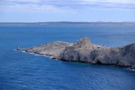 "Ruine ""Fortica"" (Insel Pag)"