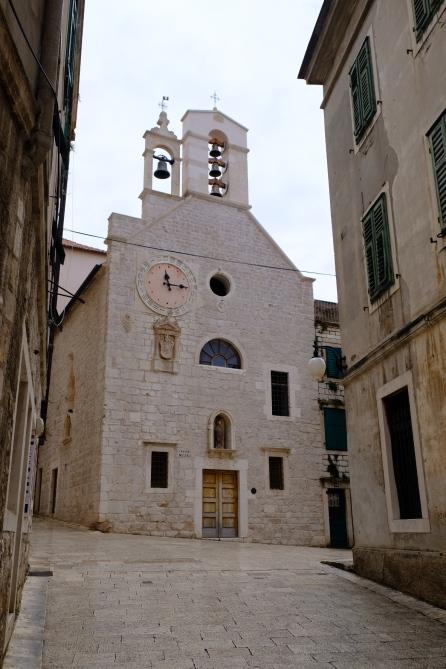 Kirche in Šibenik