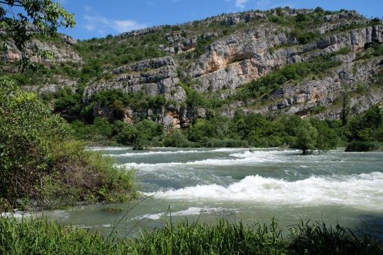 Roški slap (Krka Nationalpark)