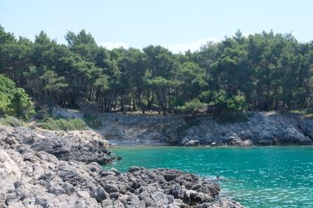 Bucht bei Prniba