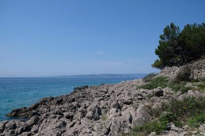 Küste bei Prniba