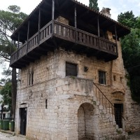 Romanisches Haus in Poreč