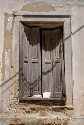 Fenster in Fažana