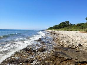 Strand bei Červar