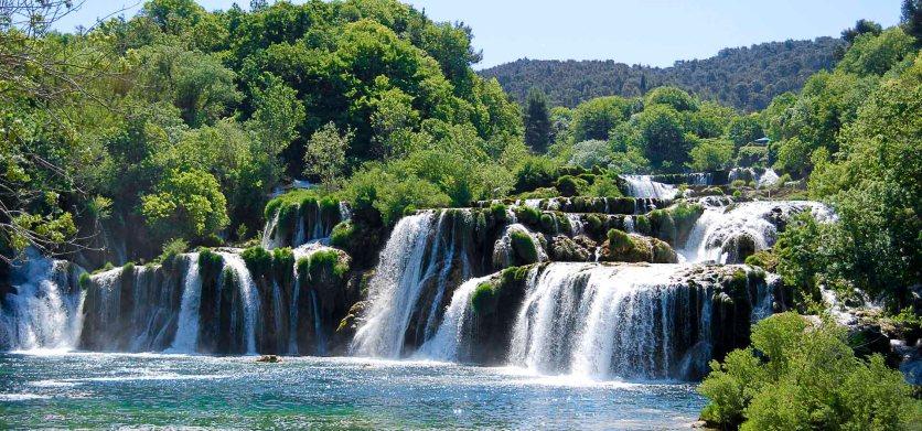 Stradinski buk (Krka Wasserfälle)