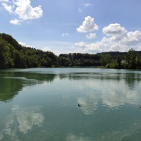 Reuss nach dem Flachsee
