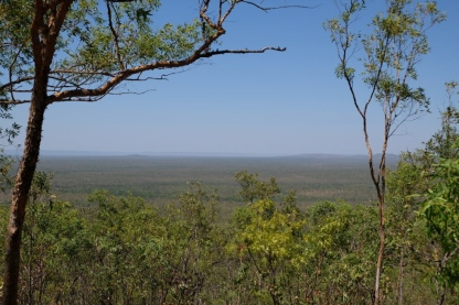 Aussicht von Mirrai Lookout