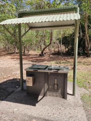 Wangi Falls BBQ (Litchfield NP)