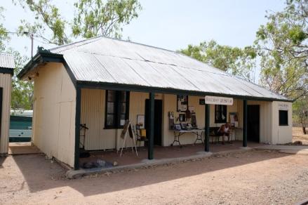 Railway Museum in Pine Creek