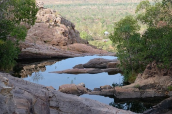 Gunlom Falls (Upper Pool)