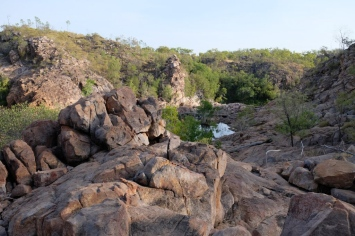 Leliyn (Edith Falls) Loop Trail