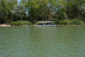 Ausflugsboot (East Alligator River)